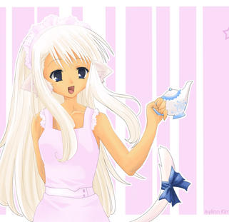 004 : Yu-chan by jayzioo