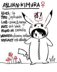 dev id : pokemon