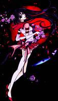 Eternal Sailor Mars by ren09