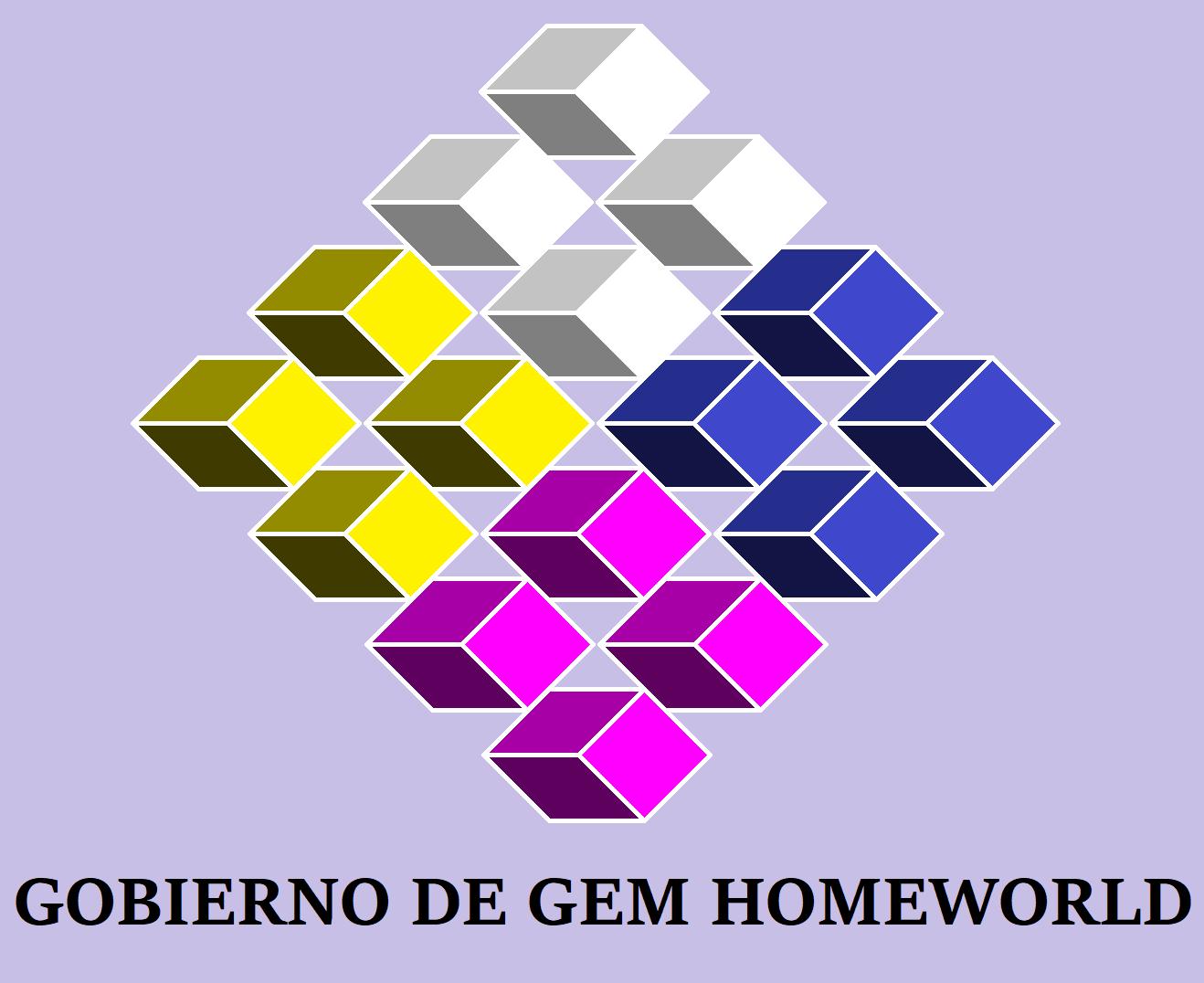 Gobierno de Gem Homeworld by AVM-Cartoons