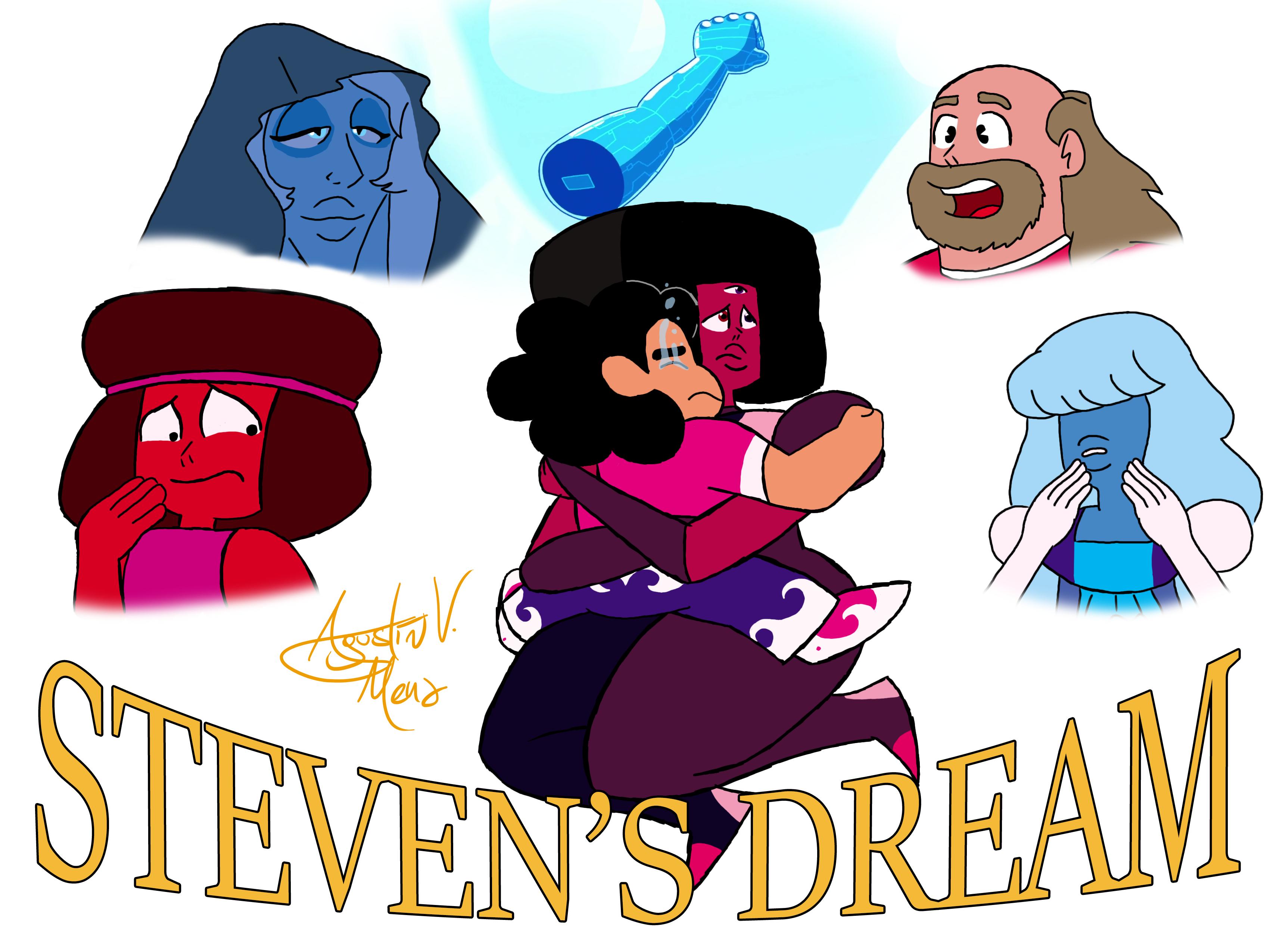 Steven's Dream by AVM-Cartoons
