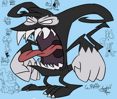 Wrath by AVM-Cartoons