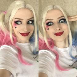 Harley Quinn costest!