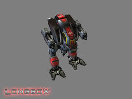 Terran Longbow by GhostNova91