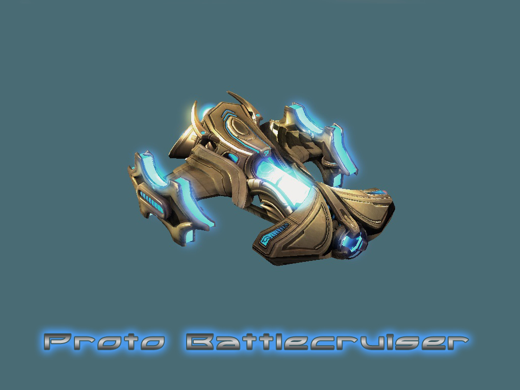 Proto Battlecruiser by GhostNova91 on DeviantArt