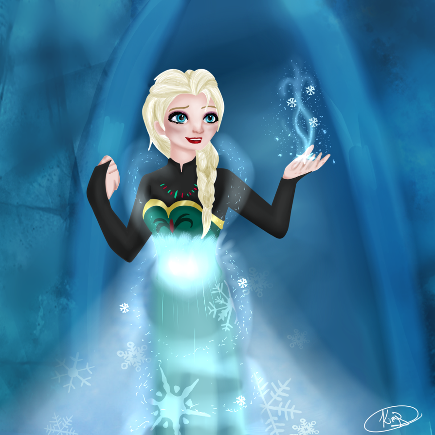 Let It Go by kimartess
