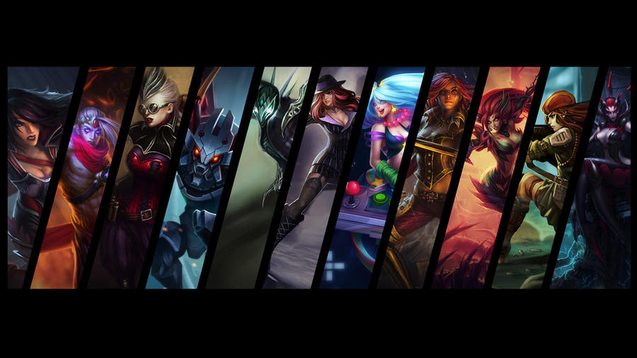 League of legends background by soujidesigns on deviantart league of legends background by soujidesigns voltagebd Image collections