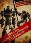 Fall out 3 propaganda poster