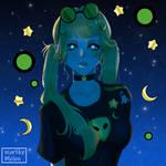 Space Girl DTIYS