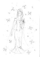 Elsa by Qihah