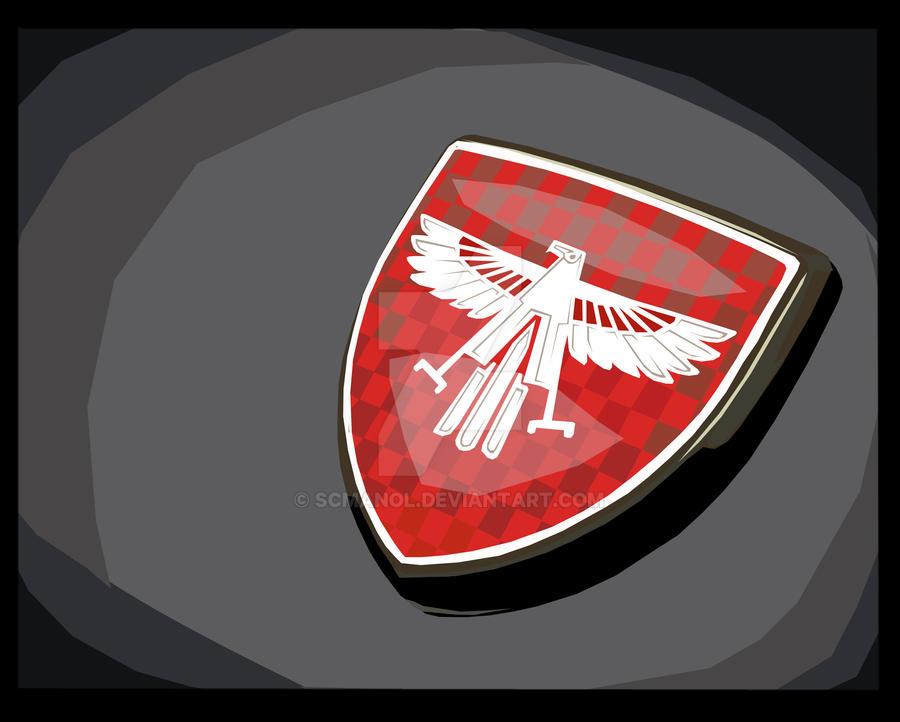 Toyota MR2 Emblem