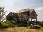 Abandoned Barn in Ruins-13