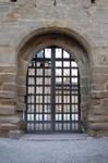 Carcassonne Castle entrance-5