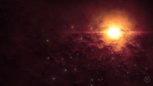 Cosmic Sunset