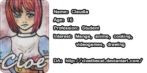 Deviant Id by CloeTheCat