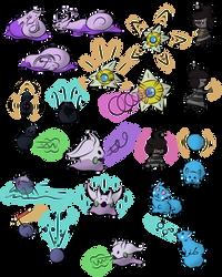 (Shadow) Moar Blob levels