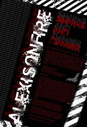 Alexisonfire Poster