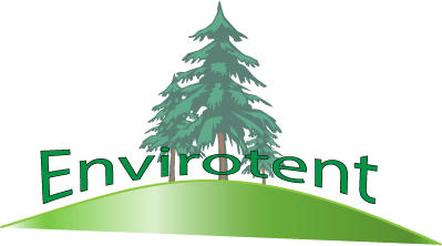 Envirotent logo design