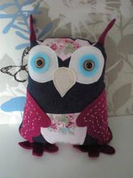 Owlie by myspecialmum