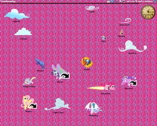 Too Many Pinkies!!! by Halpthiuian