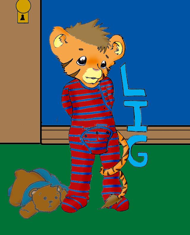 Lig's PJs By Sleeping Fox. by Lig28