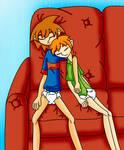 Couple's Nap