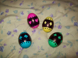 Shugo Chara Easter Eggs by DazyCat