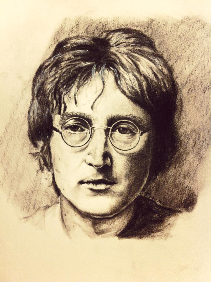 The John Lennon by nogooddreamer