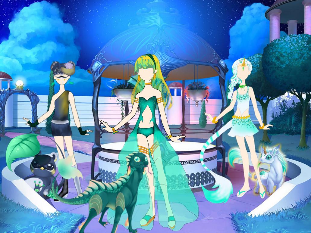 Eldarya fashion by godlyjewel on deviantart for Eldarya episode 5 chambre