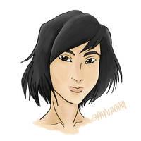 Life is Strange styled avatar