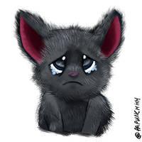 Mavis Sad Bat Eyes