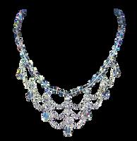 Crystal Necklace by Lokilanie