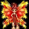 Fire Goddess by Lokilanie