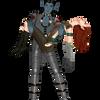 Elf Warrior by Lokilanie