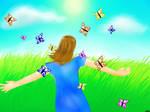 //``Freedom and Butterflies``// by taliatheotaku