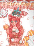 Steampunk - Wax and Charm by taliatheotaku
