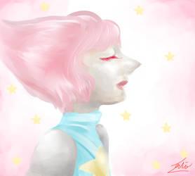 Painting- Pearl by taliatheotaku
