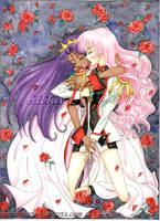 Ame de la Rose by sariochan