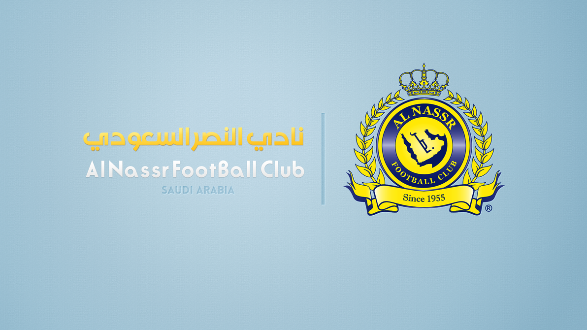 Alnassr FootBall Club - Logo