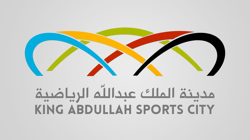 King Abdullah Sports City logo by ghyoom
