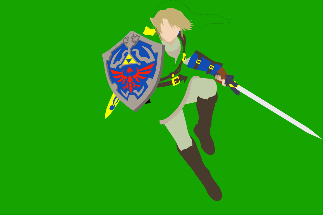 SSB4 Minimalistic Wallpaper