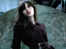 Felicity Jones Wall-2 by craneo242