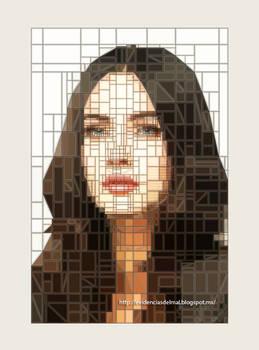 Megan Fox - Vector illustration