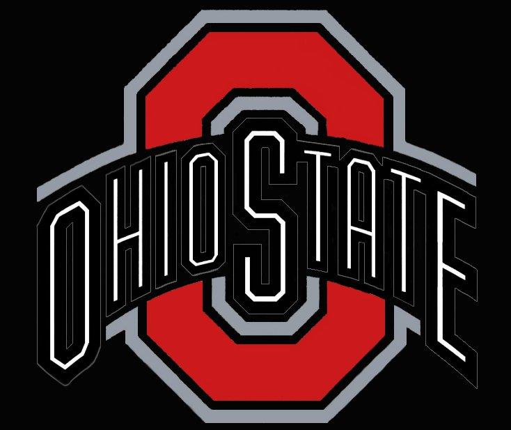 OSU Logo Black Background by buckeyekes on DeviantArt