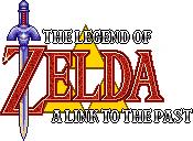 Legend Of Zelda A Link to the Past logo by GazTV-inc