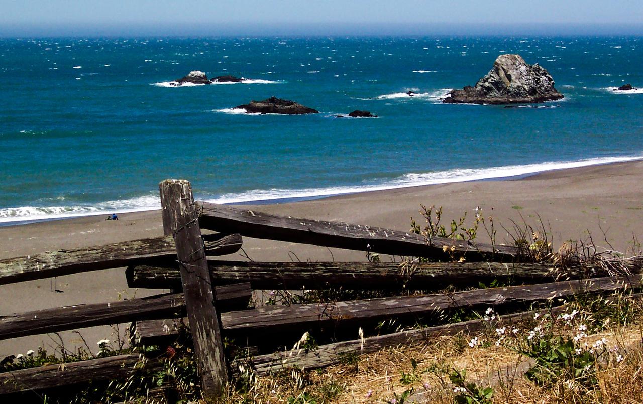 Beach Fence by BanditsDad