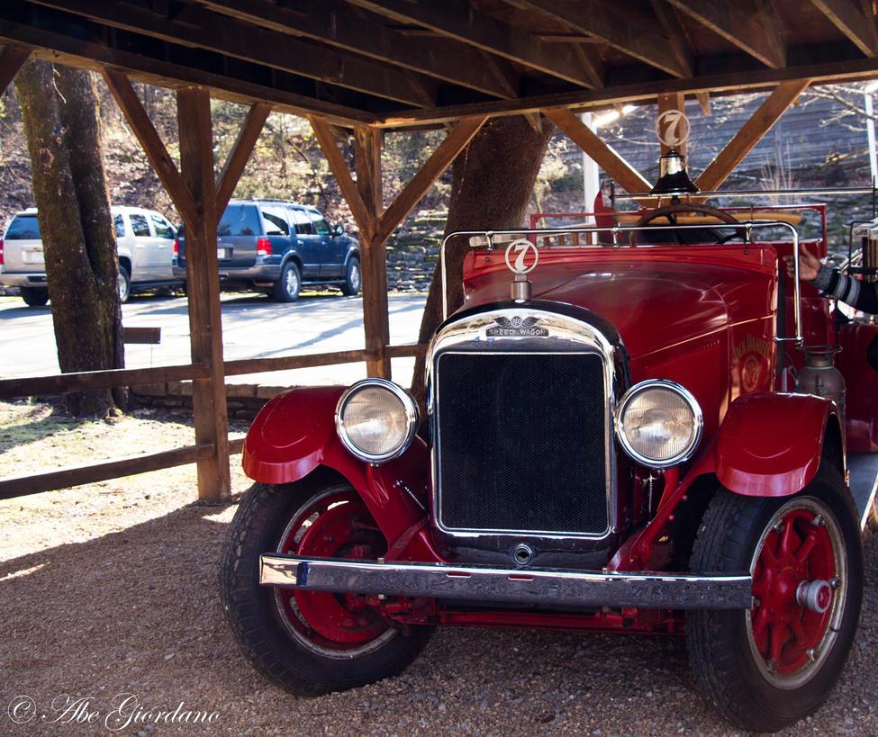 1933 Reo Speedwagon Fire Truck By BanditsDad On DeviantArt