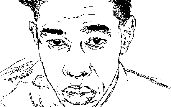 Line Art Creator : Tyler the creator ms paint sketch by coul er on deviantart