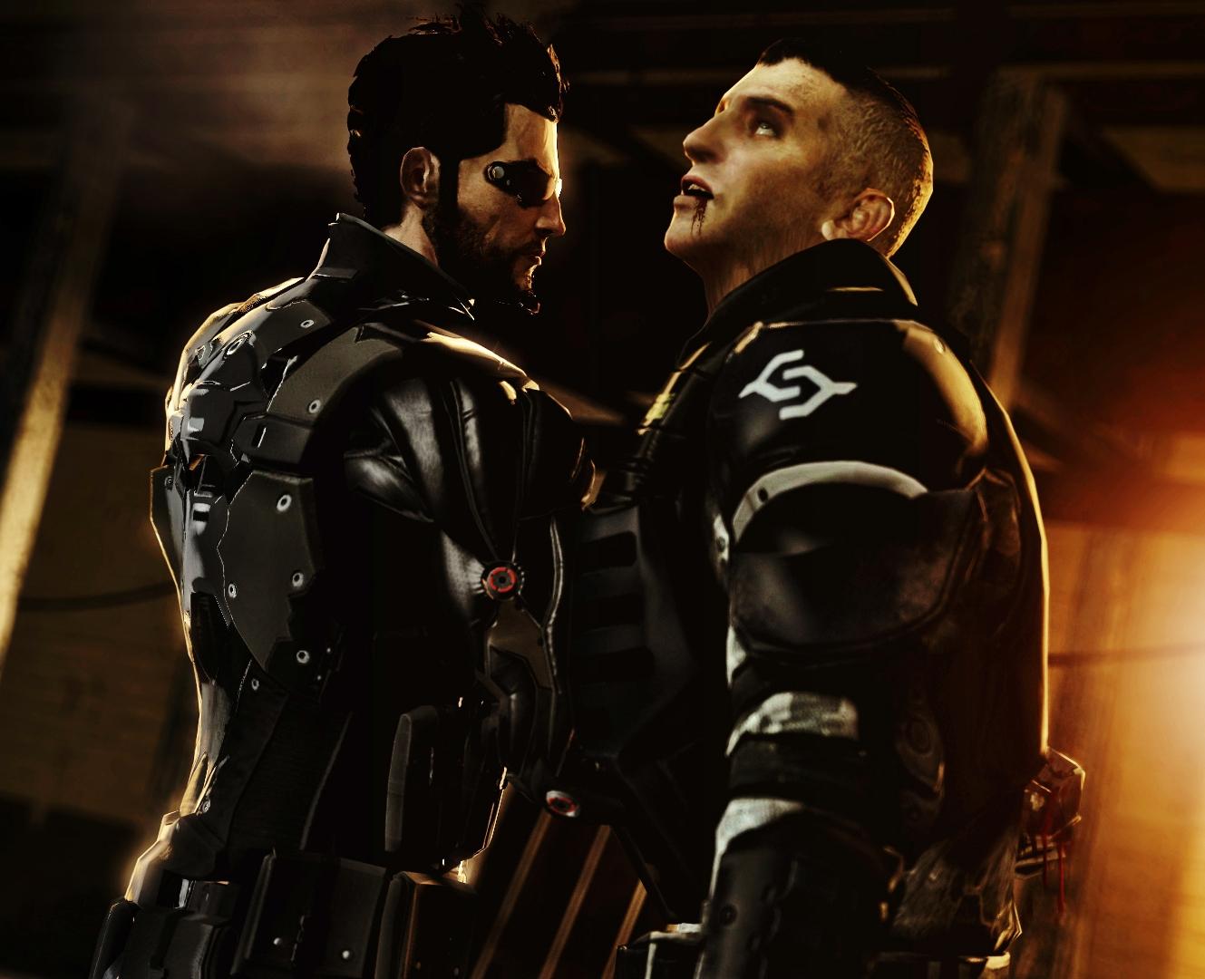 Deus Ex by AngryRabbitGmoD