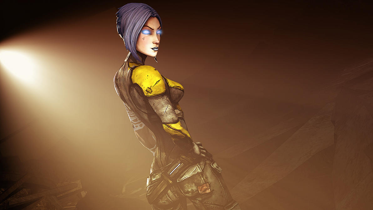 Maya (Borderlands 2) by AngryRabbitGmoD on DeviantArt